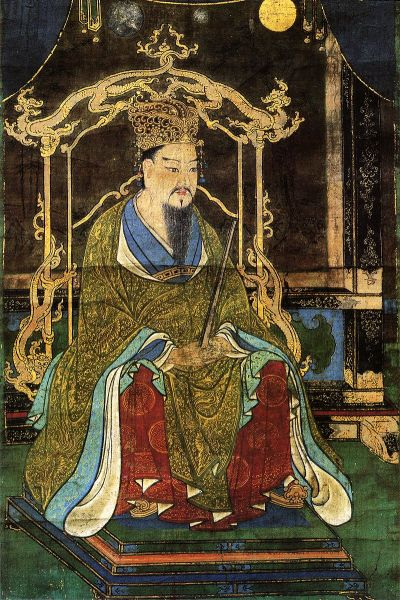 Emperor Kanmu (737–806) was the 50th emperor of Japan, according to the traditional order of succession. Kanmu reigned from 781 to 806 - foto: en.wikipedia.org