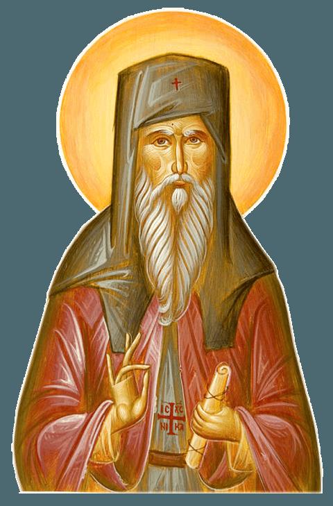 Sfântul Gherasim din Kefalonia (16 august, 20 octombrie) - foto preluat de pe doxologia.ro