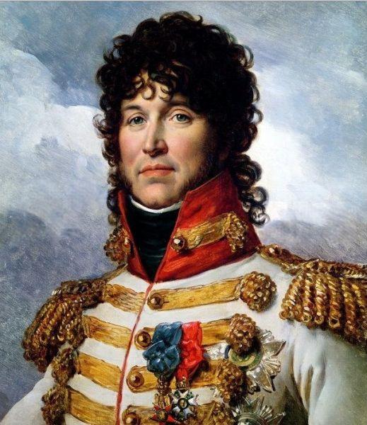 Joachim Murat, (italiană Gioacchino Murat) (n. 25 martie 1767, Labastide-Fortunière, azi Labastide-Murat lângă Cahors în departamentul Lot — d. 13 octombrie 1815, Pizzo) a fost mare duce de Clèves și Berg, mareșal al Imperiului Francez și rege al Regatului celor Două Sicilii din 1808 la 1815. A fost căsătorit cu Caroline Bonaparte, sora cea mai mică a lui Napoleon Bonaparte - foto: ro.wikipedia.org