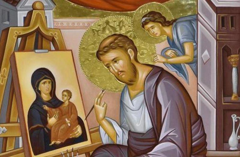 Sfântul Apostol și Evanghelist Luca (18 octombrie) - foto preluat de pe ziarullumina.ro