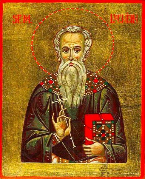 Sfântul Sfințit Mucenic Luchian preotul din Antiohia. Prăznuirea sa de către Biserica Ortodoxă Romana se face la data de 15 octombrie - foto: doxologia.ro