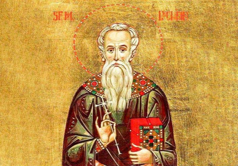 Sfântul Sfințit Mucenic Lucian preotul din Antiohia (15 octombrie) -  foto preluat de pe ziarullumina.ro