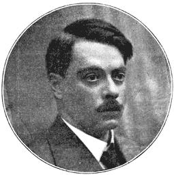 Ștefan Octavian Iosif (n. 11 octombrie 1875, Brașov - d. 22 iunie 1913, București) a fost un poet și traducător român, membru fondator al Societății Scriitorilor Români - foto preluat de pe ro.wikipedia.org