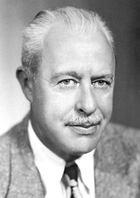 Walter Houser Brattain (n. 10 februarie 1902 — d. 13 octombrie 1987) a fost un fizician american care, împreună cu John Bardeen și William Shockley, a inventat tranzistorul. Cei trei au împărțit în 1956 Premiul Nobel pentru Fizică pentru această invenție - in imagine, Walter Brattain circa 1950 - foto: ro.wikipedia.org