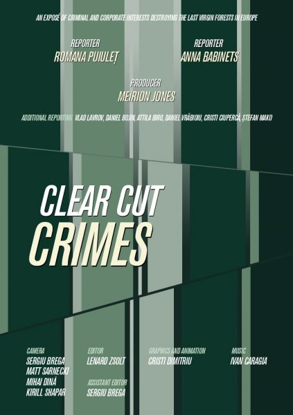 Clear Cut Crimes - documentar RISE Project - foto: riseproject.ro