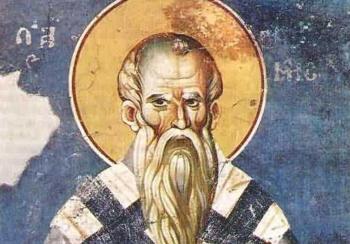 Sf. Sfinţit Mc. Clement, episcopul Romei († 98 - 102) - foto preluat de pe doxologia.ro