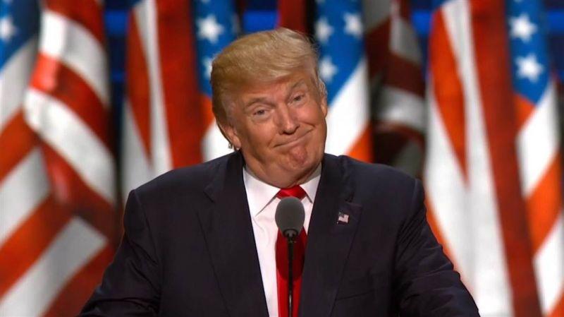 Donald J. Trump - foto: marturiilehierofantului.blogspot.ro