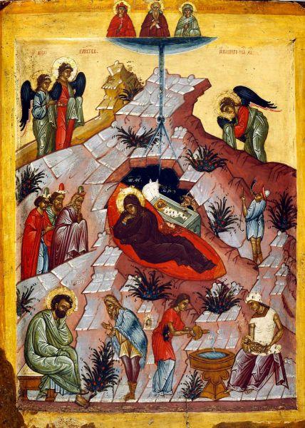 Nașterea Domnului (Crăciunul) - foto preluat de pe doxologia.ro