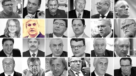 NU votez candidați corupți în Parlament - foto: de-clic.ro