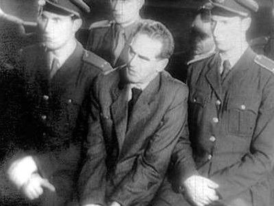 Rudolf Slánský (31 iulie 1901 - 3 decembrie 1952) a fost un politician comunist din Cehoslovacia - foto: ro.wikipedia.org