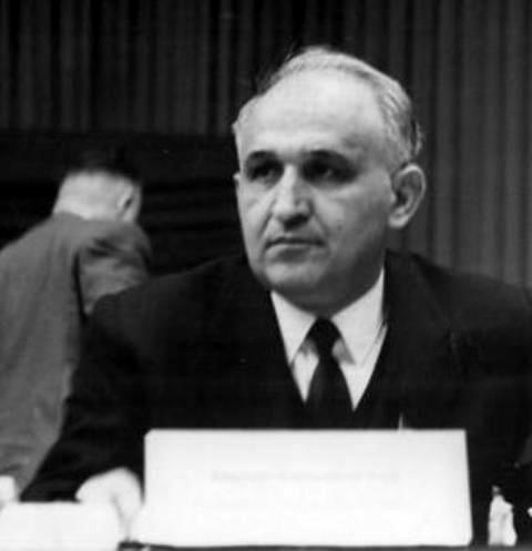 Todor Jivkov Hristov (bulgară Toдор Xpиcтoв Живков, n. 7 septembrie 1911 - d. 5 august 1998) a fost un politician comunist și lider al Republicii Populare Bulgaria de la 4 martie 1954 până la 10 noiembrie 1989 - foto: ro.wikipedia.org
