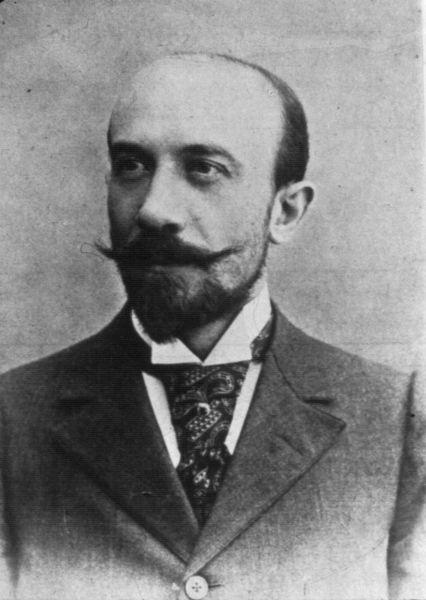 Georges Méliès (n. 8 decembrie 1861, Paris, Franţa - d. 21 ianuarie 1938), pe numele său complet de Marie-Georges-Jean Méliès este primul realizator de filme francez - foto: ro.wikipedia.org