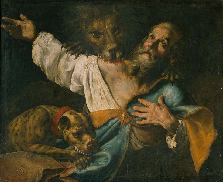 Sf. Sfinţit Mc. Ignatie Teoforul, episcopul Antiohiei (†107)  - foto preluat de pe en.wikipedia.org