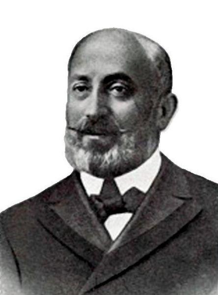 Ioan Kalinderu (n. 28 decembrie 1840, Bucureşti – d. 11 decembrie 1913) a fost un jurist, silvicultor şi publicist român, membru titular (din 1893) al Academiei Române - foto: ro.wikipedia.org