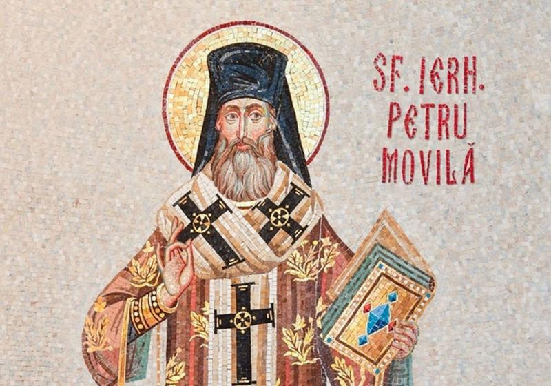 Sf. Ier. Petru Movilă, mitropolitul Kievului (1596 - 1646) -  foto preluat de pe ziarullumina.ro