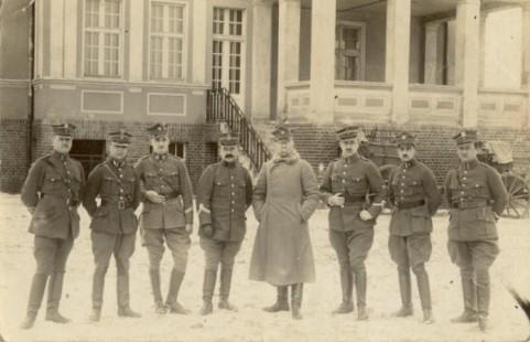 Soldaţi ai Armatei din Wielkopolska (Polonia Mare) - foto preluat de pe ro.wikipedia.org