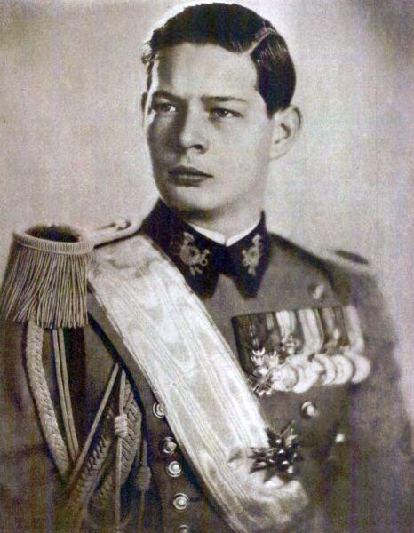Marele Voievod Mihai în 1938 - foto preluat de pe ro.wikipedia.org