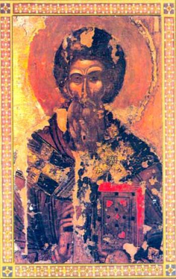 Sfântul Cuvios Arsenie. Pomenirea sa de către Biserica Ortodoxă se face la 19 ianuarie - foto: doxologia.ro