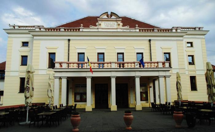 Filarmonica de Stat - Sala Thalia (Teatrul vechi) (Sibiu) - foto preluat de pe wikimapia.org