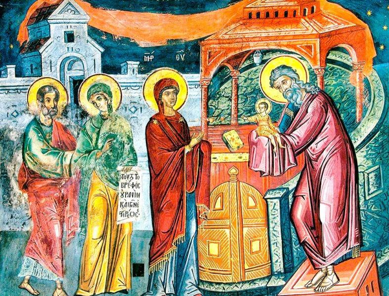 Întâmpinarea Domnului - foto preluat de pe ziarullumina.ro