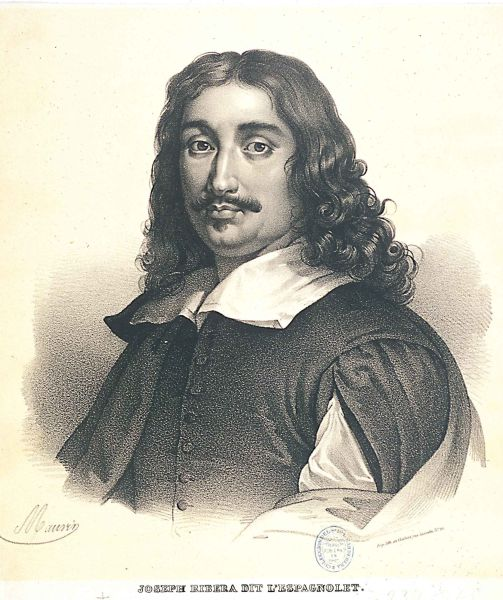 José de Ribera - foto preluat de pe en.wikipedia.org