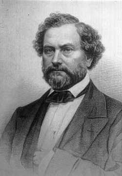 Samuel Colt (gravură din secolul al XIX-lea) - foto preluat de pe ro.wikipedia.org
