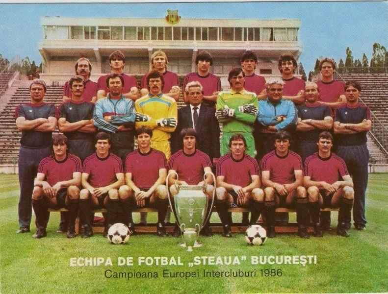 Steaua București 1986 - foto preluat de pe ro.wikipedia.org
