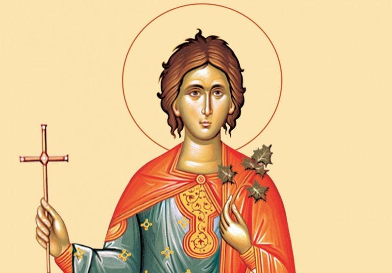 Sf. Mc. Trifon (232 - 250) - foto preluat de pe ziarullumina.ro