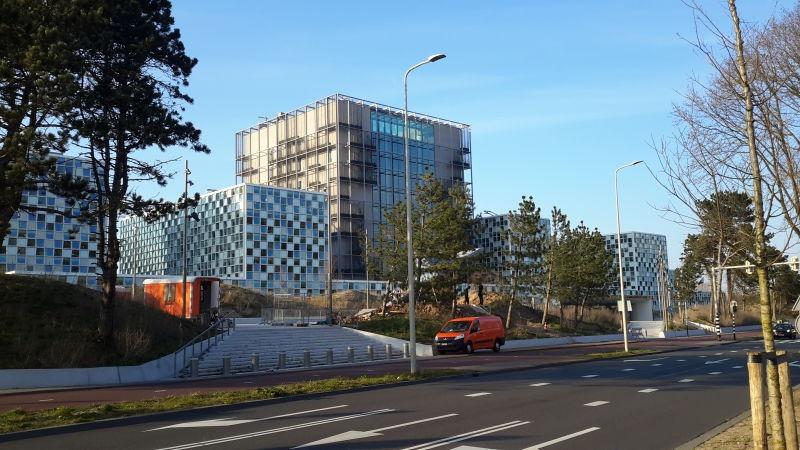 Sediul Curţii Penale Internaţionale, Haga, Olanda - foto preluat de pe ro.wikipedia.org