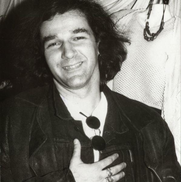 Dan Bittman (n. 29 martie 1962, București) este un cântăreț, compozitor, actor și prezentator de televiziune român, lider al formației Holograf începând cu 1985 - foto preluat de pe www.libertatea.ro