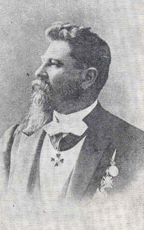 Gavriil Musicescu (n. 20 martie 1847, Ismail, sudul Basarabiei, acum în Ucraina - d. 21 decembrie 1903, Iaşi) a fost un compozitor, muzicolog şi dirijor român - foto preluat de pe ro.wikipedia.org