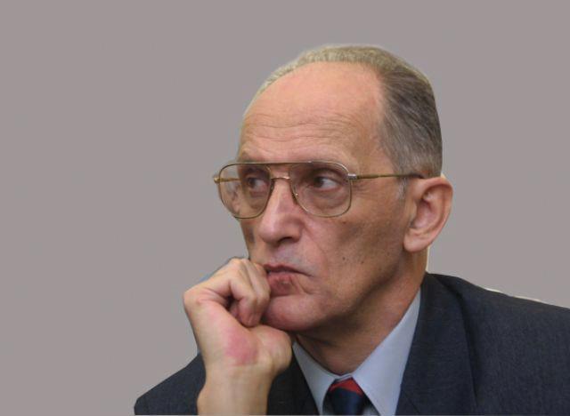 George-Mihail Pruteanu (n. 15 decembrie 1947, Bucureşti - d. 27 martie 2008, Bucureşti) a fost un politician şi filolog român - foto: cancan.ro