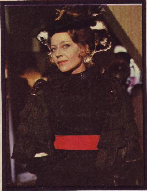 Gina Patrichi (n. 8 martie 1936, Oituz - d. 18 martie 1994, Bucureşti) a fost o actriţă de teatru, film, radio şi televiziune din România - foto preluat de pe ro.wikipedia.org