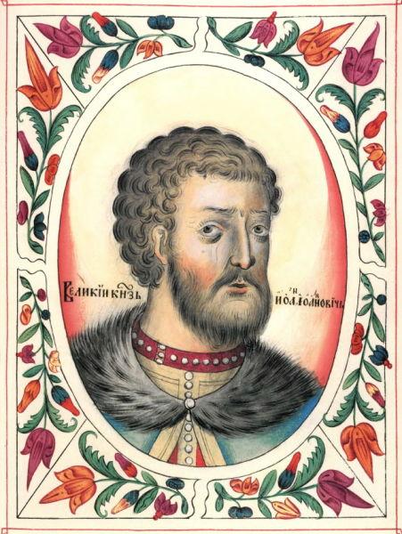 Ivan al II-lea Ivanovici cel Drept (rusă Иван II Иванович Красный; 30 martie 1326 – 13 noiembrie 1359) a fost Mare Cneaz al Moscovei şi Mare Cneaz al Vladimirului între 1353-1359 - foto preluat de pe ro.wikipedia.org