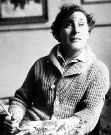 Marc Chagall (n. 7 iulie 1887, Vitebsk, Belarus - d. 28 martie 1985, Saint-Paul-de-Vence, Franța) a fost un pictor modern - foto: ro.wikipedia.org