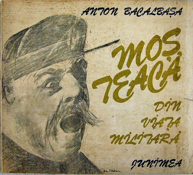 """Mos Teaca"" - foto: universebookblog.blogspot.ro"