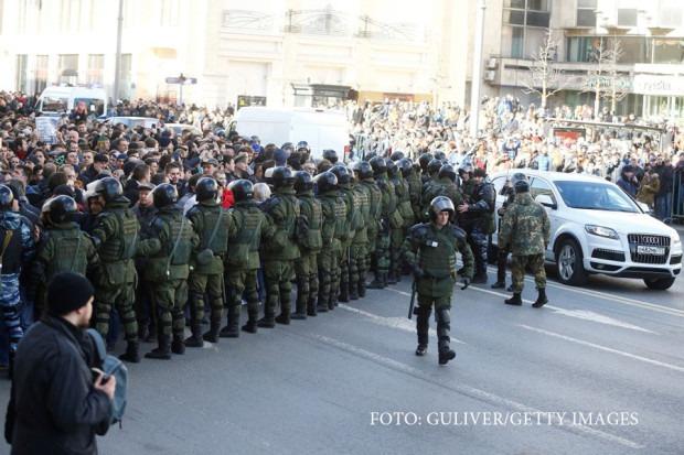 Protest Rusia (26 martie 2017)