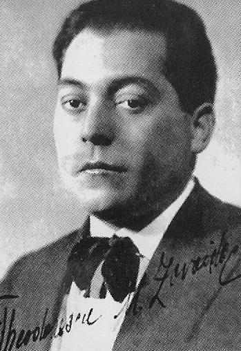 Marin Teodorescu (cunoscut mai bine sub numele de Zavaidoc) (n. 8 martie 1896, Piteşti — d. 13 ianuarie 1945, Bucureşti) a fost un cântăreţ român de muzică populară românească şi de romanţe din perioada interbelică - foto preluat de pe ro.wikipedia.org