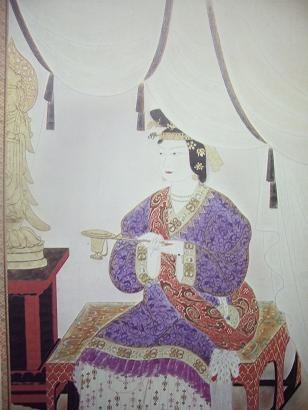 Împărăteasa Suiko - foto preluat de pe en.wikipedia.org