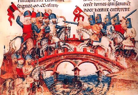 Bătălia de la Muhi sau Bătălia de pe râul Sajó (în 11 aprilie 1241) a fost principala bătălie între Imperiul Mongol și Regatul Ungariei în timpul marii invazii mongole - foto: ro.wikipedia.org