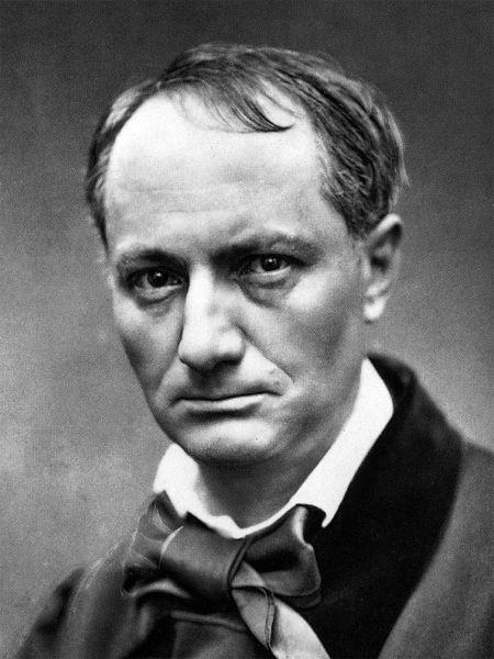 Charles-Pierre Baudelaire (n. 9 aprilie 1821, Paris – d. 31 august 1867) a fost un poet francez - foto: ro.wikipedia.org