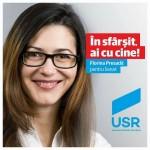 Florina Presadă - Senator USR - foto: facebook.com