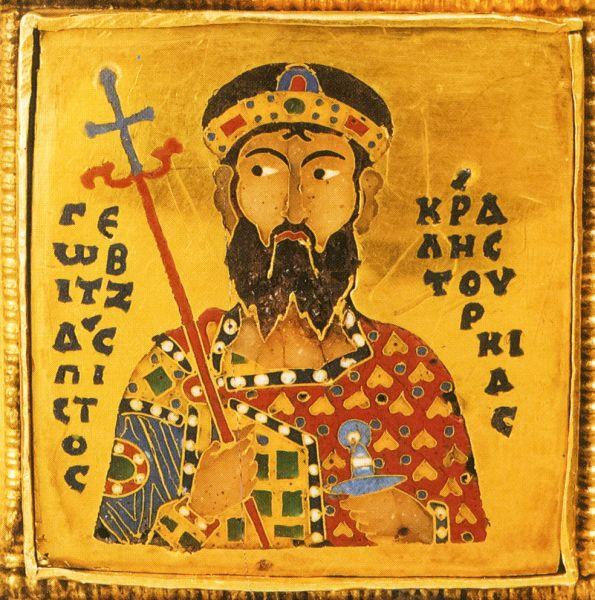 Géza I (c. 1044, Polonia – 25 aprilie 1077, Vác) a fost al şaptelea dintre regii Ungariei, a domnit între 1074 şi 1077. A fost fiul cel mai mare al regelui Bela I - foto: ro.wikipedia.org