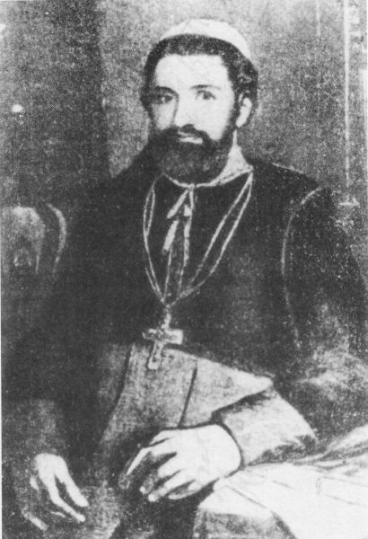 """Ioan Inocenţiu Micu-Klein, pe numele laic Ioan Micu, (n. 1692, Sadu, Mărginimea Sibiului - d. 22 septembrie 1768, Roma) a fost episcop greco-catolic al Episcopiei române unite de Făgăraş. În anul 1737 a mutat sediul episcopal la Blaj, unde a ridicat Catedrala """"Sfânta Treime"""" şi mănăstirea cu acelaşi hram. Este considerat întemeietorul gândirii politice româneşti moderne - foto: ro.wikipedia.org"""