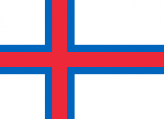 Drapelul Insulelor Feroe - foto: ro.wikipedia.org