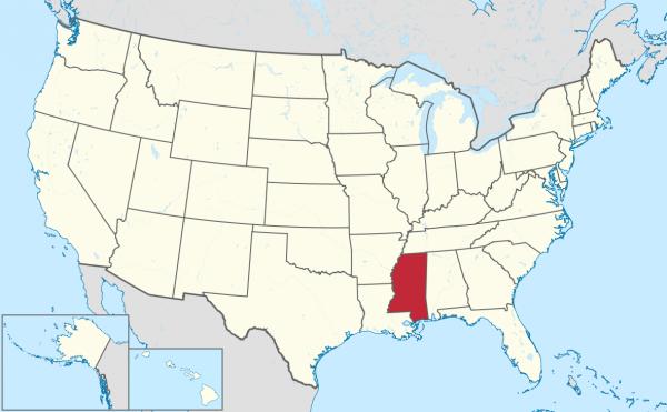 Mississippi - foto: en.wikipedia.org