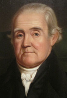 Noah Webster, Jr. (October 16, 1758 – May 28, 1843) - Noah Webster in an 1833 portrait by James Herring - foto: en.wikipedia.org