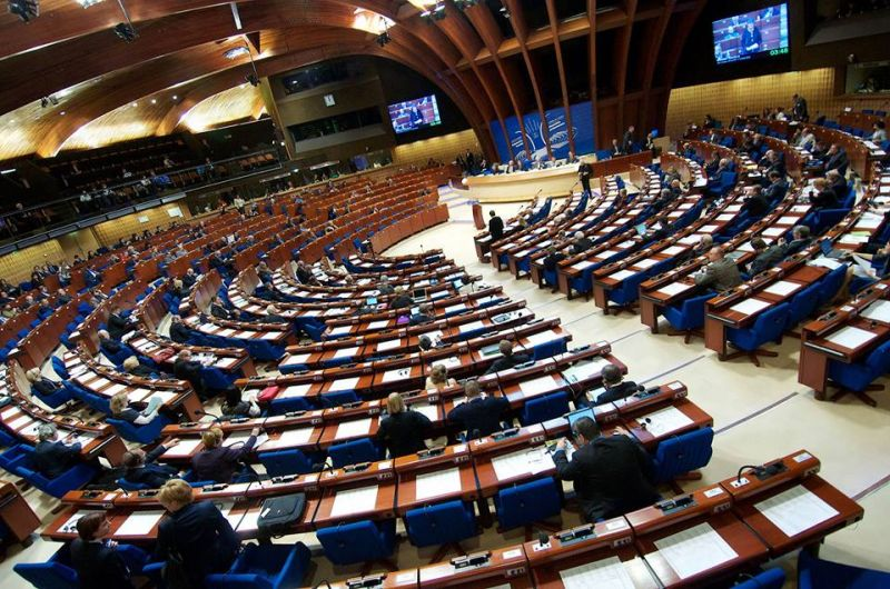 Parliamentary Assembly of the Council of Europe -  foto: facebook.com