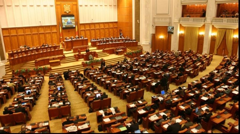 Parlamentul Romaniei - foto: stiri.tvr.ro