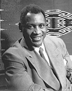 Paul Leroy Robeson (April 9, 1898 – January 23, 1976) - foto: en.wikipedia.org